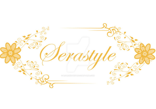 Serastyle logo by ejardkethot