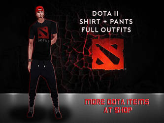 DOTA Outfits for IMVU by ejardkethot