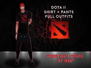 DOTA Outfits for IMVU