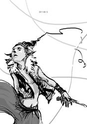 sketch3 by wuyemantou