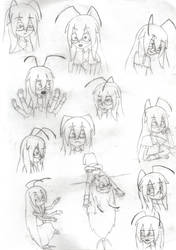 Aya Sketchpage by SpiffytheCreative