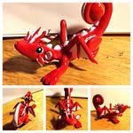 Pouncing Dragon