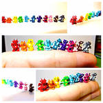 Micro Dragon Rainbow