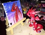 Artist Dragon