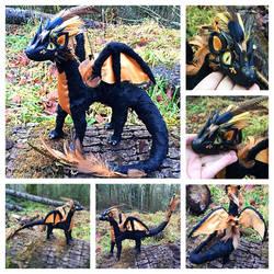 Art Doll Dragon
