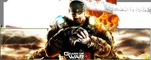 Gears of War 3 - Signature Çalışmam