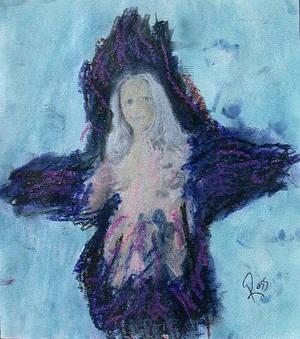 Haunted Iris GHOSTLY FLOWER