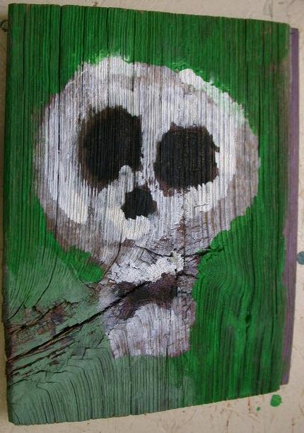 Skull 3 by rosswright
