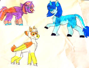 MLP adopts 1: Royalty (1/3 OPEN)