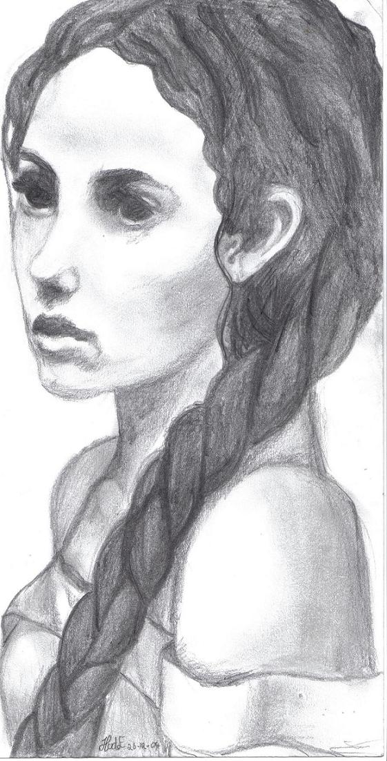 Elaria the Gypsy by EcholaliaRicochet