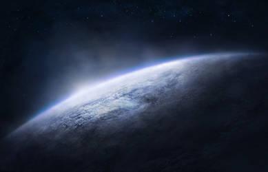 Mass Effect: Earth by ZingerNax
