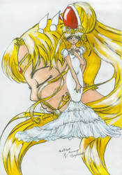 Hommage - Sailor Moon by nevercrazy