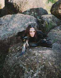 Morrigan Goddess