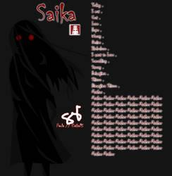SAIKA'S DAUGHTER