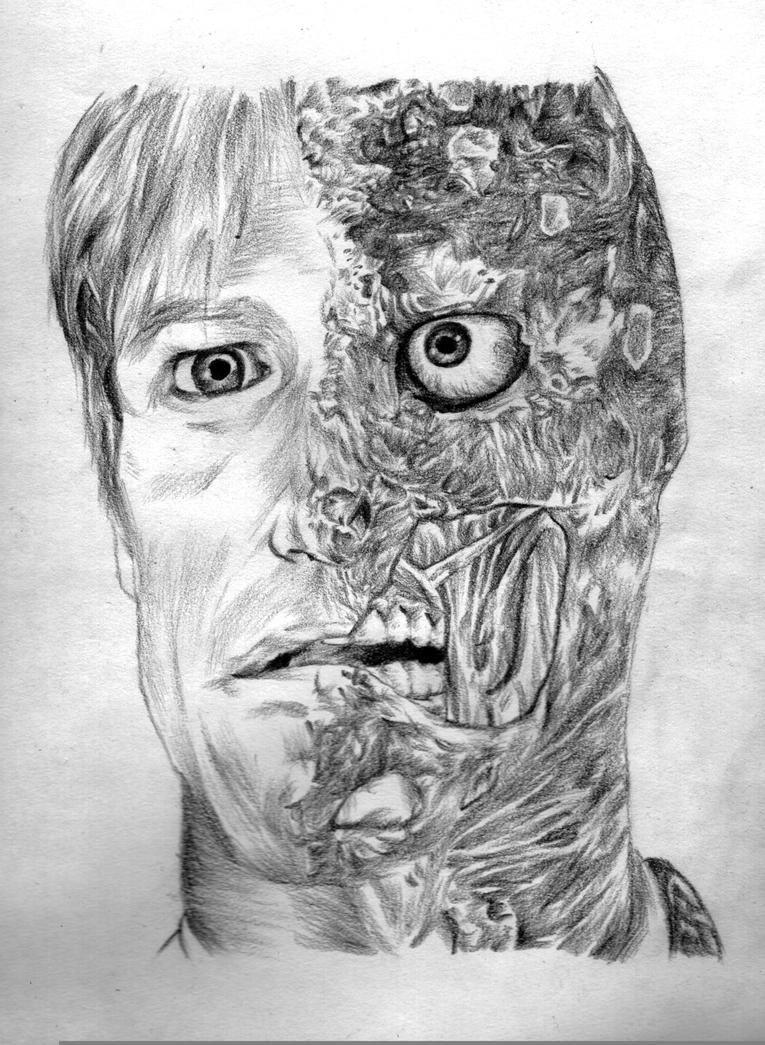 Two-Face by Synbag on DeviantArt