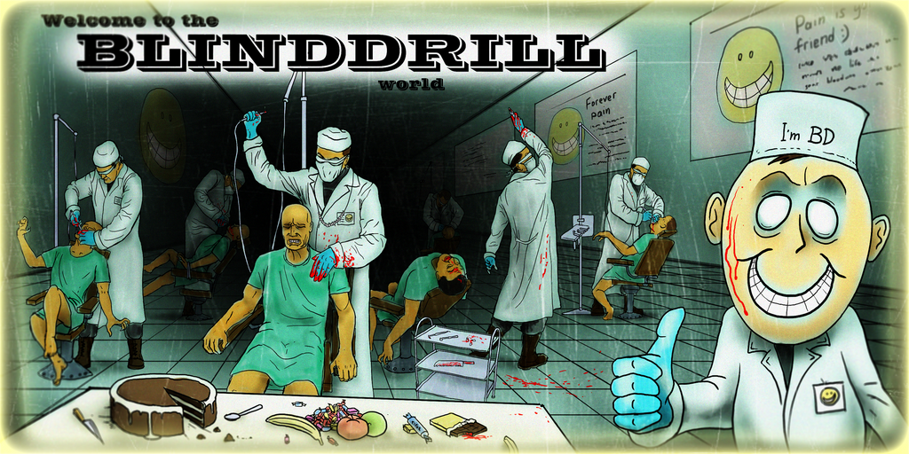 Blinddrill corp. by Layrensij