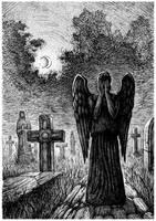 Weeping Angel by Layrensij