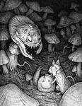 HoC urban legend: analogue of halloween