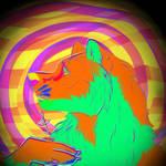 neon wolf???
