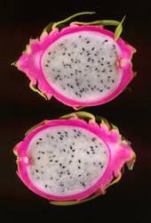 Dragon Fruit inside