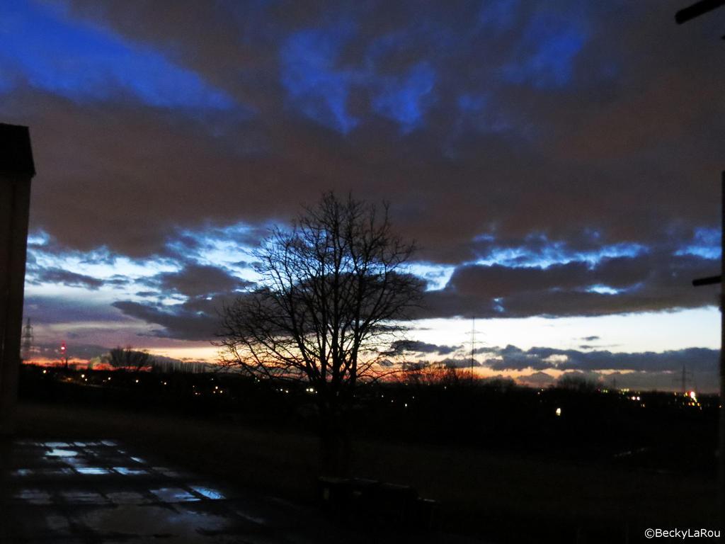 Night Sky by BeckyLaRou