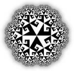 Fractal Tiling of Spirals