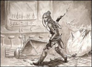 Kiern Mordeci the Gunslinger
