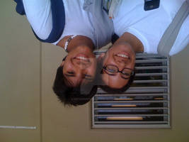 me and my friend raul