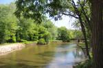 Black River at Riverside Park, La Crosse, WI