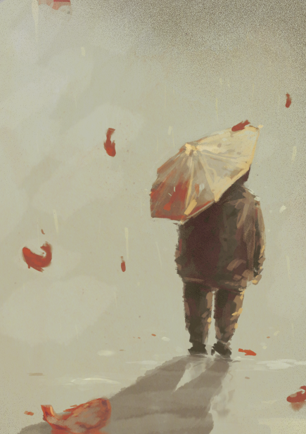 Rainy today