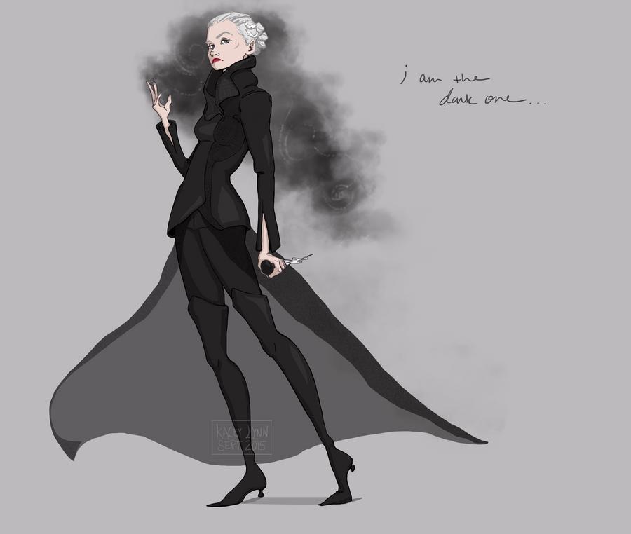 dark!swan by kacey-lynn