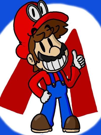 Mario Odyssey! by jarf1
