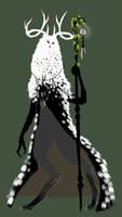Sketch: forest guardian