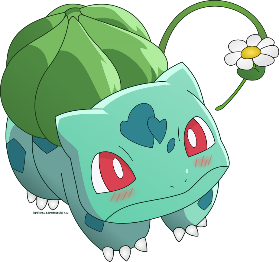 how to get bulbasaur emerald