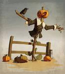 Pumpkin Crow 1
