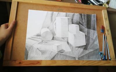 Academic art  by RitaMaskros
