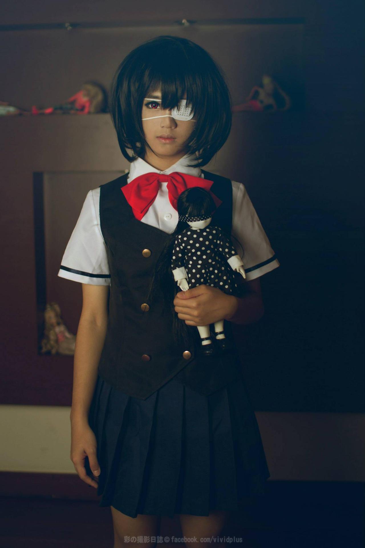 Misaki Mei..It's sad when people die by vividplus