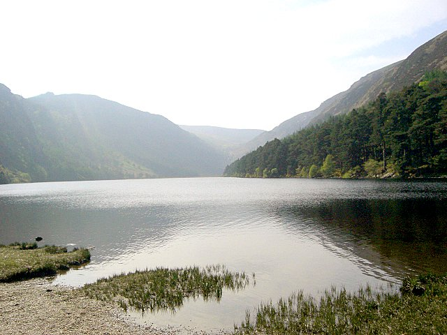 Glendalough - Ireland by Darkfaceintheclouds
