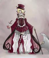Queen of Hearts by Tsumekuro