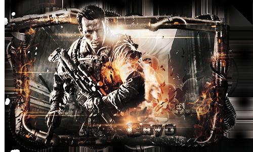 Battlefield 4 Tag by CryoGfx
