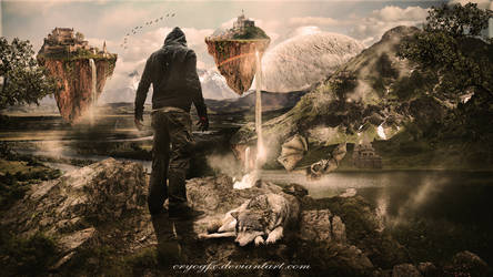 Journey to an Unknown Realm- Manipulation by CryoGfx