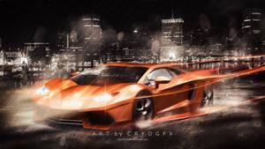 Night Racer by CryoGfx