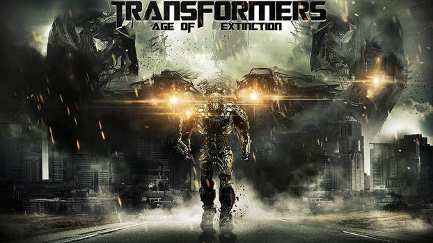 Transformers Age of Extinction Photomanipulation