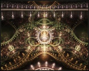 Grand Julian Fractal by CryoGfx