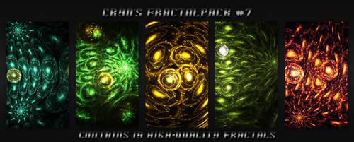 Cryo's dA Fractalpack #7 by CryoGfx