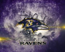 Baltimore Ravens Wallpaper by Jdot2daP