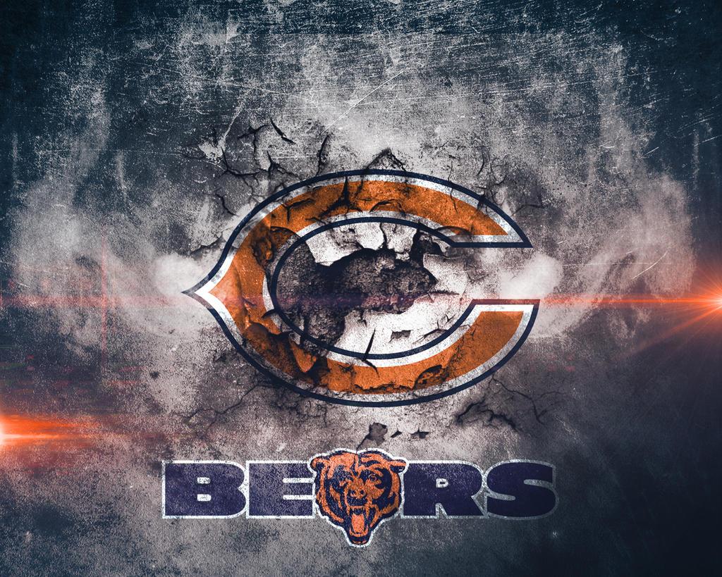 chicago bears wallpaper by jdot2dap on deviantart