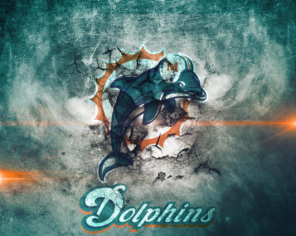 Miami Dolphins Wallpaper by Jdot2daP on DeviantArt