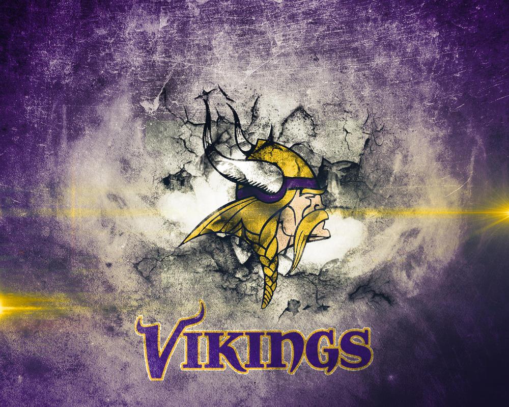 Minnesota Vikings Wallpaper by Jdot2daP on DeviantArt