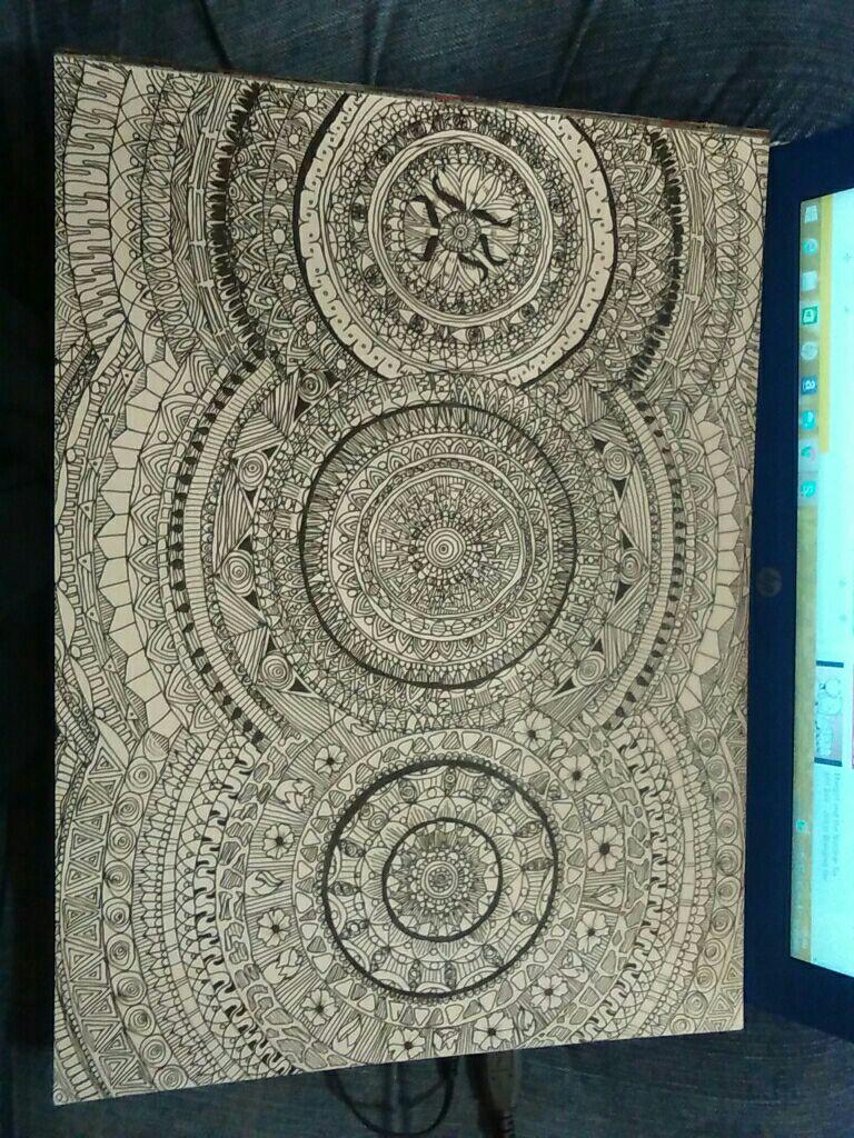 Mandala by moonwrapped